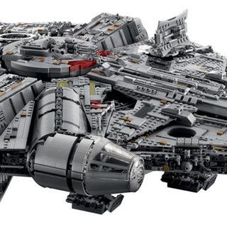 LEGO® Star Wars 75192 – Millennium Falcon™  (UCS) | ©2018 LEGO Gruppe