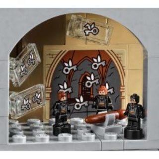 LEGO 71043 – Raum mit fliegenden Schlüsseln | ©2018 LEGO Gruppe