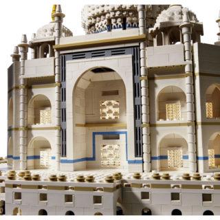 LEGO® Creator Expert 10256 – Taj Mahal | ©2017 LEGO Gruppe