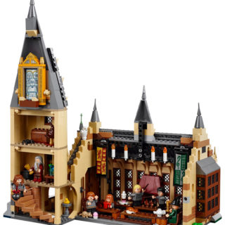 LEGO® Star Wars 75954 – Harry Potter Great Hall | ©2018 LEGO Gruppe