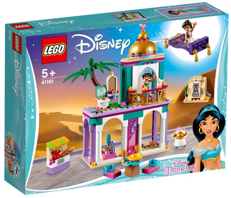 LEGO Disney Aladdins und Jasmins Palastabenteuer Disney Princess (41161)