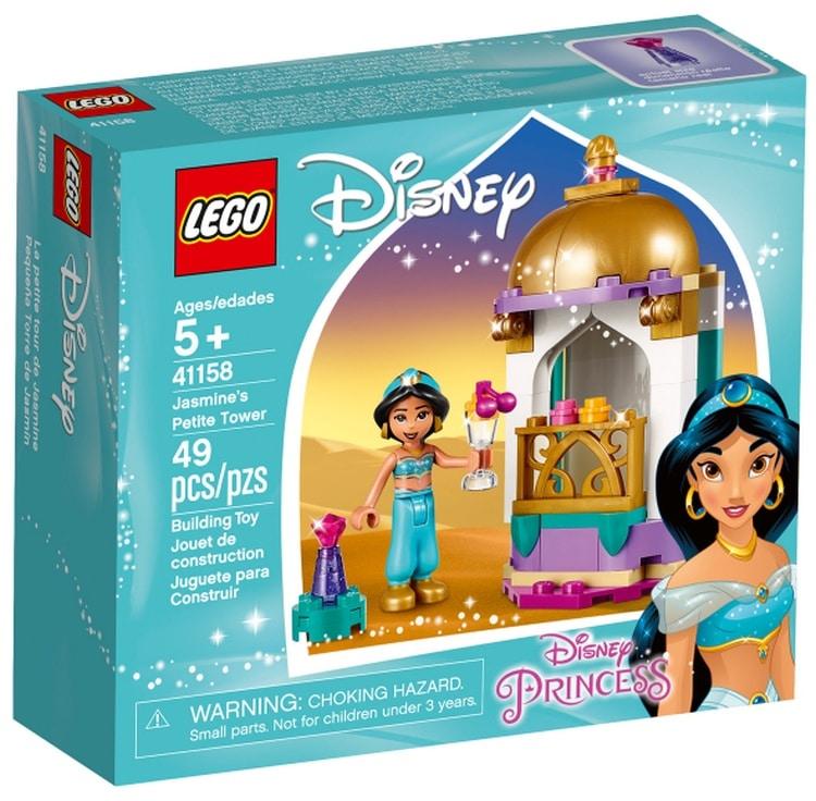 LEGO Disney Princess 2019 | Jasmins kleiner Turm 41158
