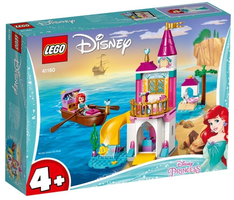LEGO Disney Princess 2019 | Arielles Märchenschloss 41160